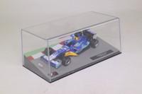 Panini; Sauber C23; 2004 Belgian GP 8th; Felipe Massa; RN12