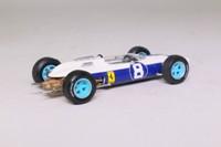 Brumm R291B; Ferrari 158 Formula 1; 1964 Mexico GP 3rd; Lorenzo Bandini; RN8