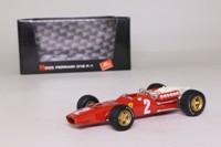 Brumm R255; Ferrari 312 Formula 1; 1967 Italian GP 7th; Chris Amon; RN2