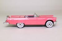 Corgi Classics 810; 1957 Ford Thunderbird; Open Cabriolet; Pink