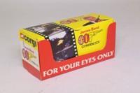 Corgi 272; Citroen 2CV 6; James Bond, For Your Eyes Only; Flip Lid Box