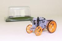 Universal Hobbies 10; 1935 Landini Valite VL 30 Tractor; Italy; Grey, Orange Wheels