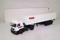 Conrad/ NZG; MAN 19.321U Truck; Artic Tilt Dropside Trailer; Prince