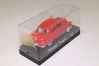 Solido 4518; 1950 Chevrolet Deluxe; Pompiers, Fire Dept; Car No. 1