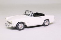 Provence Moulage N006; 1957 Simca Oceane Cabriolet; Open; White