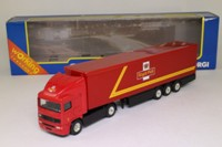 Corgi Classics 59570; ERF EC 1:64 Scale; Artic Box Trailer, Royal Mail
