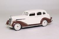 IXO MUS059; 1936 Buick Series 40 Special; Coffee & Cream