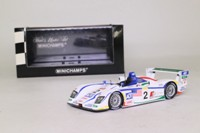 Minichamps 400 051392; Audi R8; 2005 24h Le Mans 3rd; Biela, Pirro, McNish; RN2