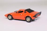 Norev 785051; 1974 Lancia Stratos HF Stradale; Orange