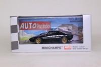 Minichamps 430 125025; Lancia Stratos; Auto Hebdo Magazine, Black