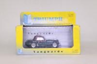 Vanguards VA04703; Triumph TR3A Sports; Soft Top, British Racing Green