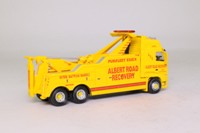 Oxford Diecast VOL01REC; Volvo FH; Boniface Recovery Vehicle; Albert Road Recovery