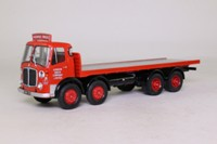 Corgi Classics 26401; AEC MkV Truck; Mammoth Major, 8 Wheel Rigid Flatbed, London Brick, Bricks Load