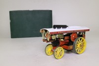 Corgi Classics CC20103; Fowler B6 Steam Engine; Showman's Engine, King Carnival II, Frank Lythgoe, Warburton
