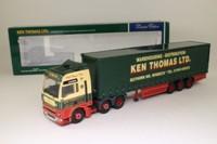 Corgi Classics CC13403; MAN TGA XXL; Artic Curtainside: Ken Thomas Ltd