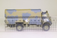 Corgi CC60304; Bedford QLD Truck; Army Fire Service; Nine Double Nine
