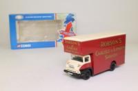 Corgi Classics CC11002; Ford Thames Trader; Luton Van; Robson's of Carlisle
