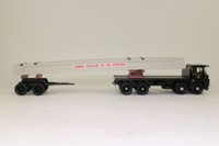 Corgi 29104; Guy Invincible; 8 Wheel Rigid Flatbed; Bogie & Beam Load; Tarmac