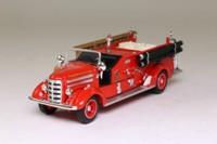 del Prado 14; 1948 Mack Pumper; Open Cab, USA