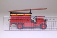 del Prado; 1929 Chevrolet Fire Engine; Sapeurs Pompiers, Mouscron