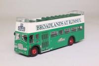 Corgi OOC OM41908; Leyland PD3 Bus Queen Mary; Open Top: Provincial, 99c Solent Sea-Line