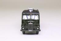 Oxford Diecast 76GG001; Bedford Green Goddess Fire Engine; AFS, Dark Green