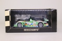 Minichamps 430 000977; Audi R8; 2000 ALMS Adelaide; Winners Capello & McNish, Race of a Thousand Years, RN77