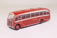 Oxford Diecast 76BI001; Leyland Beadle Integral Coach; East Kent, Private Hire