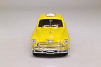 Solido 4509; 1950 Chevrolet Deluxe; Checker Cab, Yellow