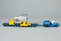 Corgi Classics 18001; Scammell Contractor; Ballast & Nicolas Bogies, Steam Turbine Load, Econofreight
