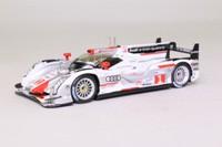 Spark 502.12.002.33; Audi R18; 2012 24h Le Mans 1st, Audi Sport Team Joest, Lotterer, Fassler, Treluyer; RN1 (e-tron Quattro)