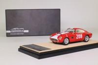 Tecnomodel T-EX55B; Fiat 8V Vignale; 1959 Rally Sestriere 4th; Canaparo & Marsoglio; RN208