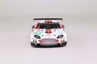 Spark S2544; Aston Martin V8 Vantage GT2; 2011 24h Le Mans; Hancock, Dolan, Buncombe; RN79