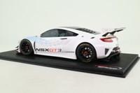True Scale Miniatures TS0081; Acura NSX GT3; 2016 Presentation Car; NY Show