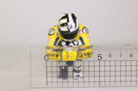 Minichamps 312 060046; 1:12 Scale Motorcycle Figure; 2006 MotoGP; Valentino Rossi; Sitting