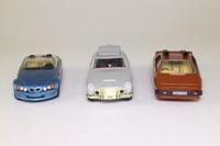Corgi Classics CCC99102; James Bond 3 Car Set; BMW Z3, Aston Martin DB5, Lotus Esprit Turbo