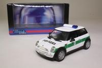 Corgi Classics CC86518; BMW Mini-Cooper; Munich Police, Germany
