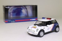 Corgi Classics CC86517; BMW Mini-Cooper; Royal Canadian Police; Nine Double Nine