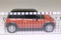 Corgi Classics CC86505; 2001 BMW Mini-Cooper; Flamenco Orange