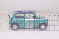 Corgi Classics 82231; BL/Rover Mini; Cooper, Racing Green, Union Jack Roof