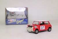 Corgi Classics 94140; BL/Rover Mini; 1964 Monte Carlo Rally 1st; Hopkirk & Liddon; RN37