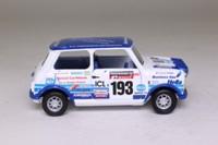 Corgi Classics 04424; BL/Rover Mini; 1994 RAC Rally, British Gas, RN193