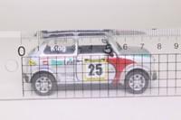 Corgi Classics CC82253; BL/Rover Mini; Mini Miglia; Stephen King;  RN25