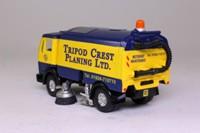 Corgi 58901; Faun AK435 Street Sweeper; Tripod Crest Planing Ltd