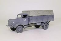 Wespe Models STO 013; Mercedes-Benz 4500R Truck; Army Tilt Truck