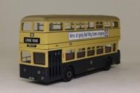 Corgi Classics 97824; Daimler Fleetline Bus; Birmingham City Transport; 96 Lodge Road