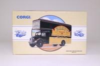 Corgi Classics 97090; Bedford O Series Pantechnicon; Riley's Billiard Tables