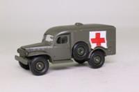 Solido 6043; Dodge WC Van; Military Ambulance