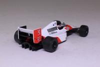 Atlas Editions 3128 002; McLaren MP4/5B Formula 1; 1990 USA GP 1st; Ayrton Senna; RN27