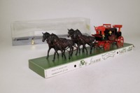 Brumm 018; 1827 English Mail Coach; York to London